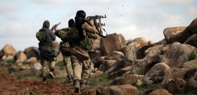 ABD'den PYD/PKK sınır gücüne