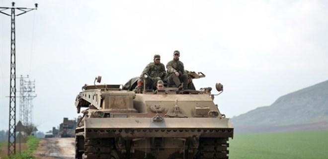 Arşali köyü PKK'dan temizlendi