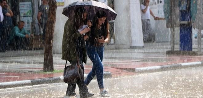 Meteoroloji'den İstanbul'a yağış uyarısı!