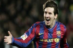 Messi'nin miniği