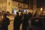 Terör örgütü PKK yandaşları Fransa'da Türklere saldırdı