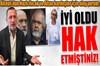 Ahmet Altan, Mehmet Altan ve Nazlı Ilıcak'a müebbet hapis cezası verilmesinin ardından Fatih...