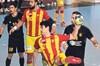 Hentbol Erkekler Eurochallange Cup Son 16 Turu'nda Göztepe, İzmir'deki ilk maçta 29-25 yendiği...
