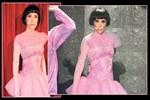 Gülşen, Bostancı'da Barbie bebek oldu