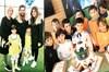 Cemiyet hayatının ünlü isimlerinden Pınar Talay, oğlu Yiğit'in yeni yaşını halı sahada düzenlediği...