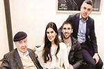 İdil Fırat'tan aile fotoğrafı