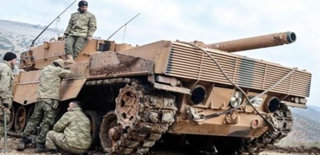 PKK-PYD'nin kuzey hattı çökertildi!