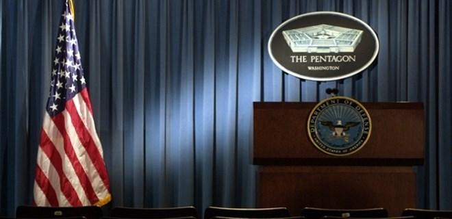 Pentagon silah verdiği teröristleri kınadı!..