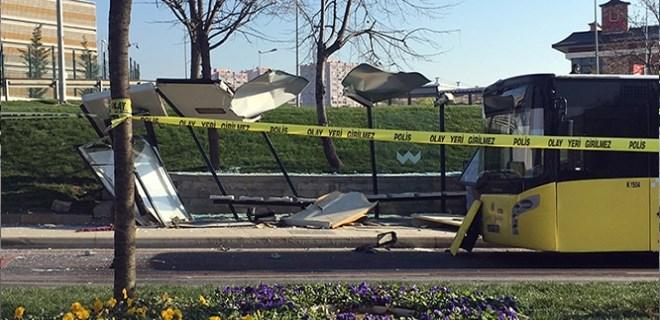 İstanbul'daki otobüs faciasında flaş gelişme