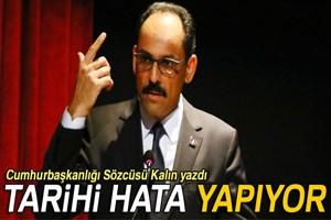 İbrahim Kalın: