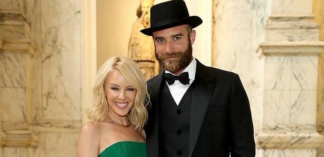 Kylie Minogue'u depresyona sokan ayrılık!
