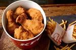 KFC'nin tavuğu bitti!