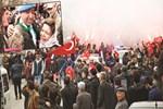Kınalı kuzular Afrin'e böyle uğurlandı