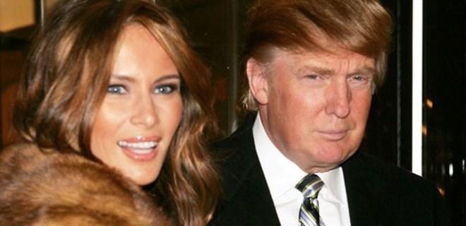 Melania Trump'ın anne ve babasına 'yeşil kart'