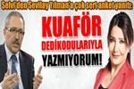 Abdulkadir Selvi'den Sevilay Yılman'a çok sert yanıt!