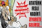 Leman dergisinden Kadir Mısırlıoğlu kapağı