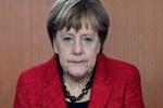 Angela Merkel'den Suriye'ye kınama!