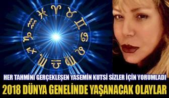 Yasemin Kutsi yorumladı: