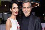 Amal - George Clooney çiftinden rekor bağış!