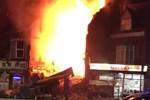 İngiltere'de büyük patlama!