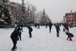 Bazı illerdeki okullarda kar tatili!