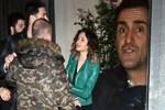 Sevgilisiyle yakalanan Bekir Aksoy olay çıkarttı!