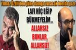 Yılmaz Özdil'den güne damga vuracak bomba yazı!