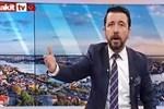 Akit TV skandalında sunucu istifa etti!