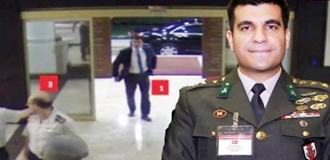 İtirafçı olan yüzbaşı Burak Akın için 'zorla getirme' kararı