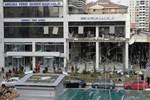 Vergi dairesi bombacısı ölü ele geçirildi