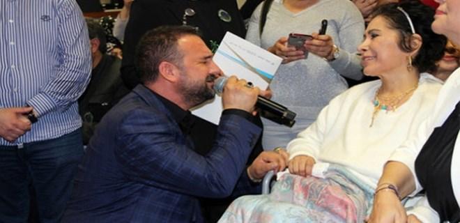 Nuray Hafiftaş'a dost desteği