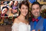 Ceyda Düvenci - Bülent Şakrak çiftinin örnek mutluluğu