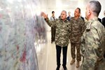 Başbakan Yıldırım sınırda harekatı denetledi