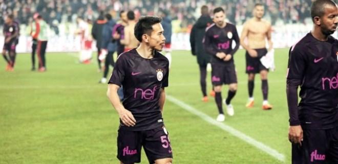 Galatasaray döküldü!
