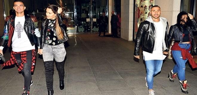 Beşiktaş'ın ikizleri!