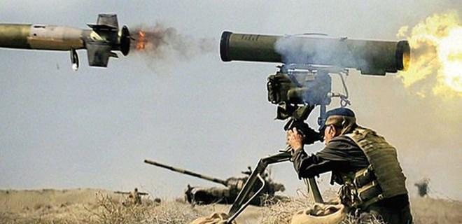 Afrin'de stratejik silahlar Türkiye'ye çevrildi!