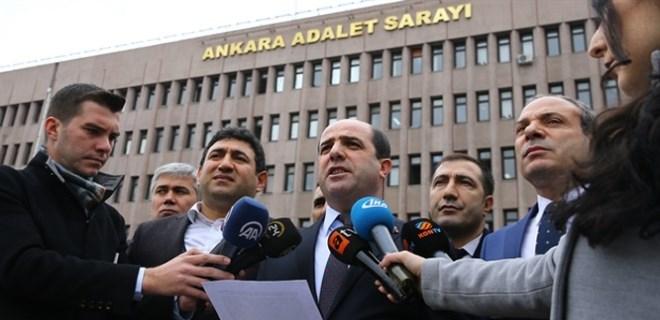 PKK'ya silah verenler hakkında suç duyurusu!