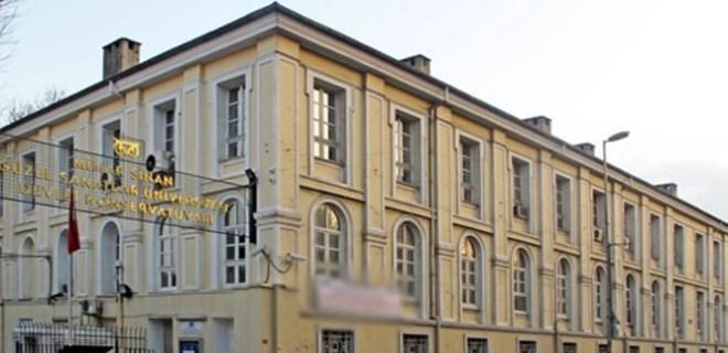 Mimar Sinan'da 'kırbaçlı işkence' iddiası!