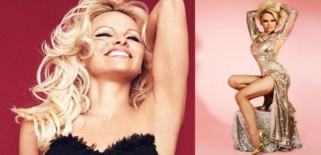 Pamela Anderson feminizm kitabı yazıyor