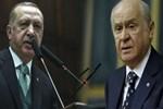 Cumhurbaşkanı Erdoğan ve MHP lideri Bahçeli'den TTB tepkisi