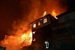 Kastamonu'da 8 ev kül oldu!