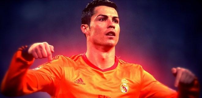 Ronaldo'ya '24 ayar' hediye!