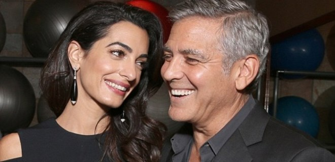 George Clooney romantizmi