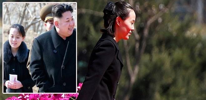 Kuzey Kore lideri kardeşini Güney'e gönderecek!