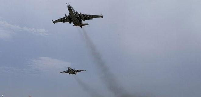 Rusya'nın hava sahasını Türk jetlerine kapattığı iddia edildi