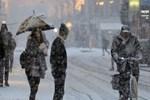 İsveç'te dondurucu soğuklar!