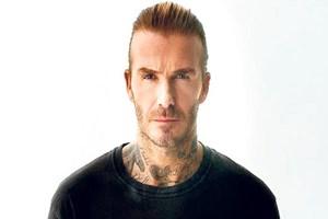 David Beckham sıtmaya savaş açtı