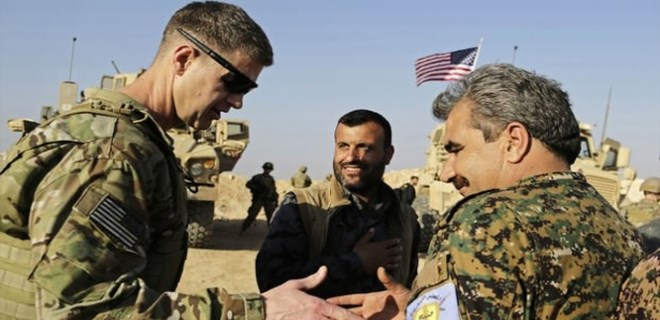ABD'li komutandan skandal ziyaret!