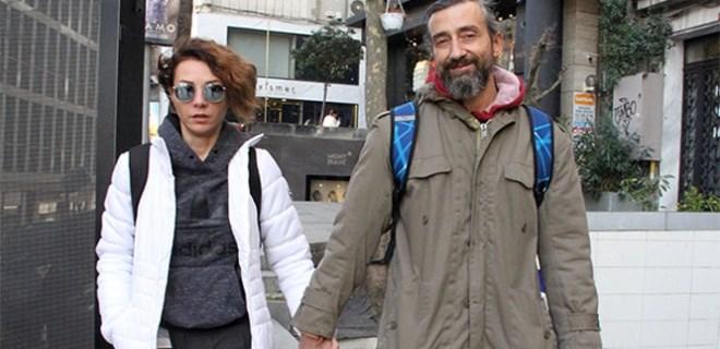 Yunus Günçe'ye tiyatrocu sevgili