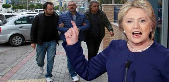 Clinton'a para aktaran eski belediye başkanı yakalandı